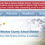 BULLETIN: Shooting Reported At Sparks Middle School In Nevada