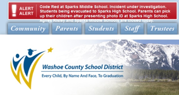 Source: Washoe County School District website.