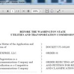 Washington State Rejects TelexFree Bid To Register As Telecommunications Firm
