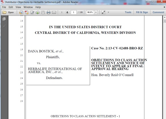 Source: Screen shot from federal court filing.