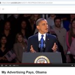 COURTING TROUBLE: In Bogus Promo, Obama Shown As Pitchman For 'MyAdvertisingPays'