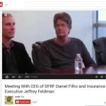 Meet Jeffrey A. Feldman, Purported 'Insurance' Provider For DFRF Enterprises And Daniel Fernandes Rojo Filho
