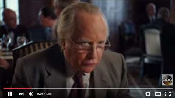 "Bernard Madoff, played by Richard Dreyfuss, tells investors ""Look, it's a closed fund"" in the ABC miniseries. Ponzi schemes often trade on suggestions of exclusivity."