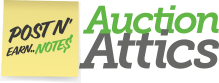 Auction Attics logo