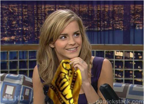 Emma Watson, Pittsburgher