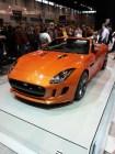 Jaguar F-type roadster
