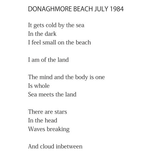 Donaghmore Beach July 1984 by Patrick Stack