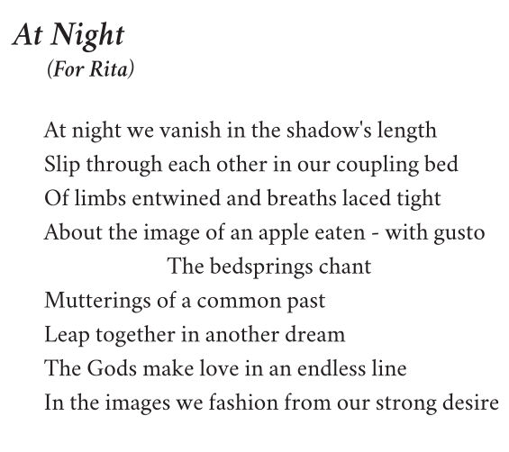 At Night by Patrick Stack