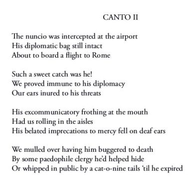 The Day The Revolution Came – Canto II