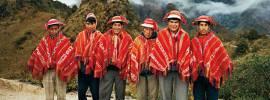 Porters on Peru's Inca Trail Photo: Photo by Joao Canziani