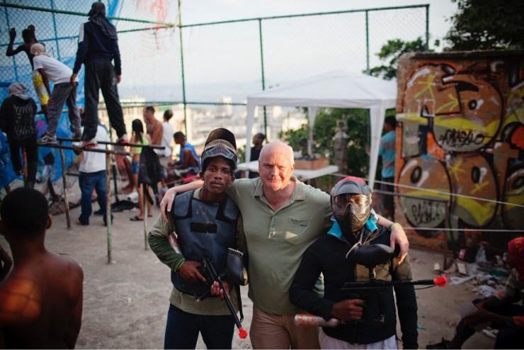 Favela games, Rio de Janeiro