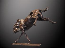 Horse 42x28cm 1/8 ©2001
