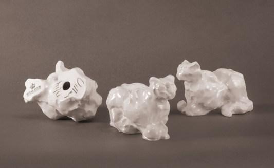 Royal Cat ceramic 1/14 © 2007