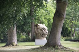 Monumental Panther Head 205 x 200 x 180 cm 1/3 Acquisition CAC Matmut