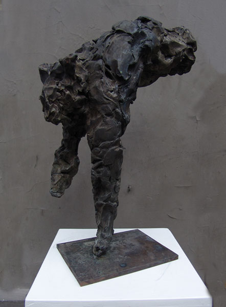 Panther 38,5x48,5cm bronze 1/8 ©2006
