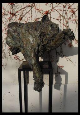 Panther 65x75cm bronze 1/8 ©2013