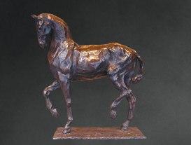 Renaissance Horse 32x28cm bronze 1/8 ©2001
