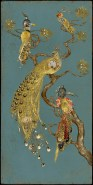 Bruno Mallart – à Pavane dorée, ramure dansante – original Diasec 1/8 150x75cm ©2018