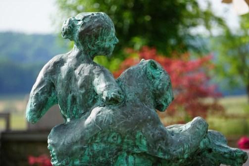 Affinity au Jardin de Sculptures