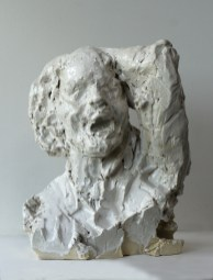 Faces (Laughing Woman) 44x36x25cm 1/1 ©2020