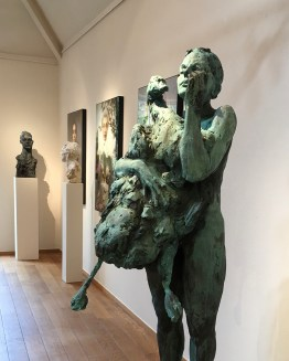Heavenly Dreams 201 x 65 x 70 cm 1/8 bronze