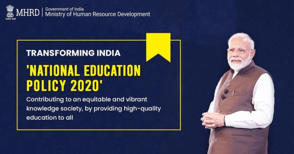 National Educational Policy 2020