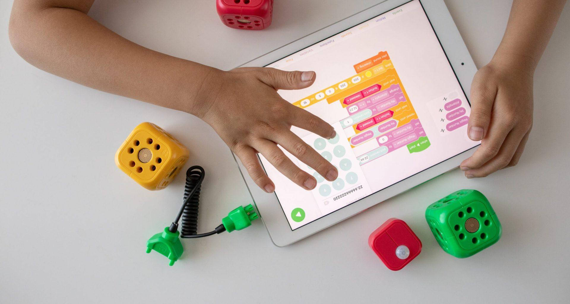 children learn coding