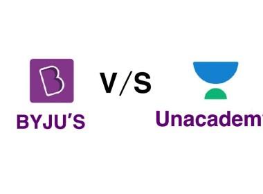 Byju's VS UnAcademy