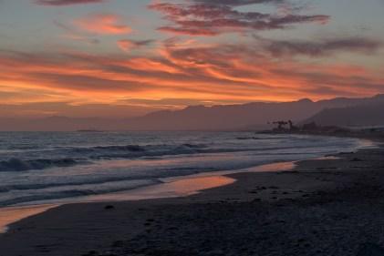 Pazifik Santa Barbara California