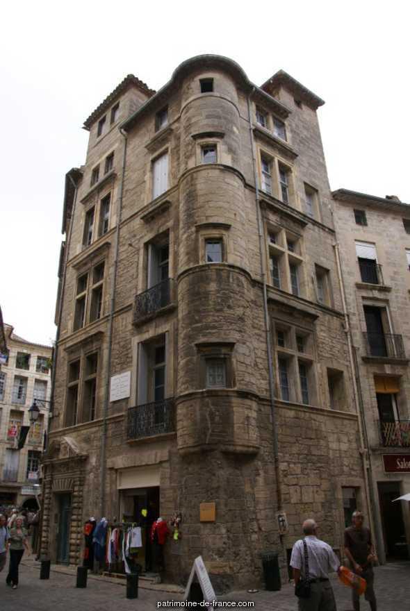 Maison des Commandeurs  Pezenas Herault