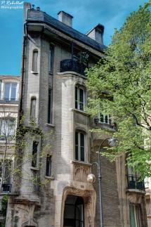 Ancien Tel Particulier 'hector Guimard Paris 16eme