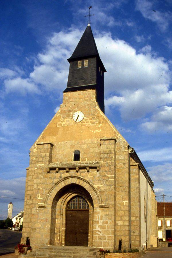 L'église Saint-Pantaléon de Saint-Plantaire (Indre)