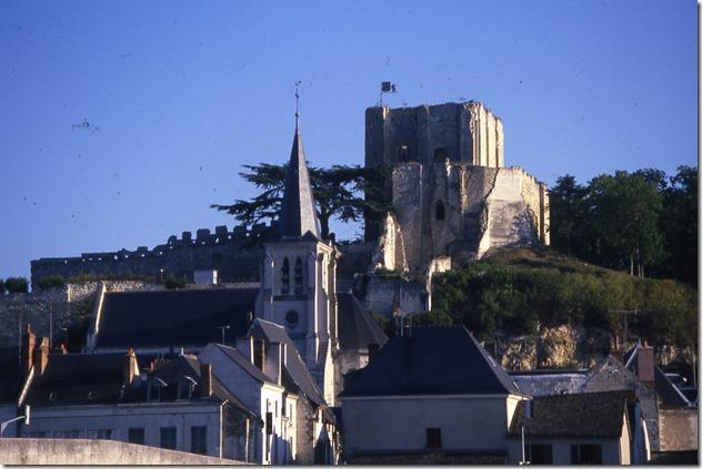 Montrichard cité médiévale
