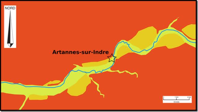 vallée de l'Indre à Artannes-sur-Indre