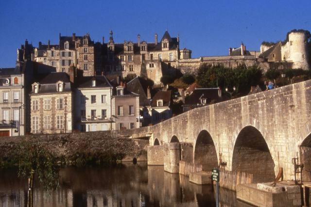 Le château de Saint-Aignan (41 ; Loir-et-Cher)