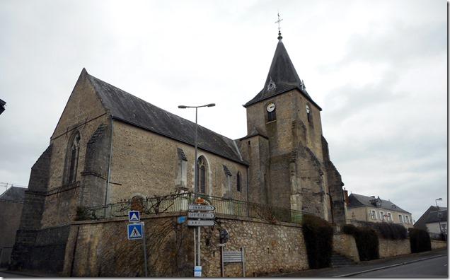 Eglise Nouzilly 1