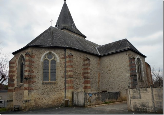 Eglise Nouzilly 3
