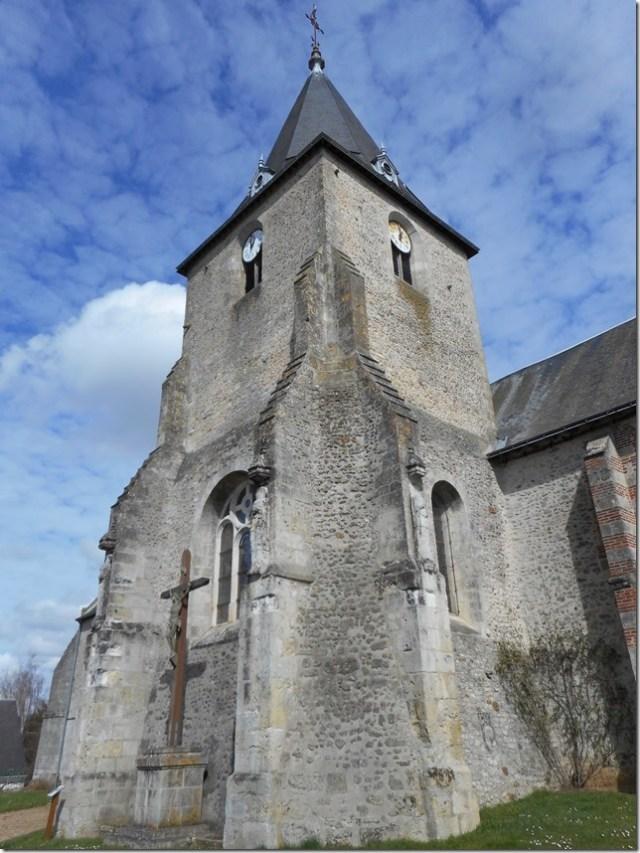 Eglise Nouzilly 4