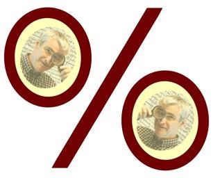 Pourcentage miroir 2