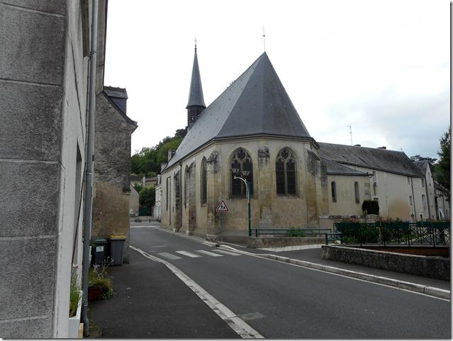 L'église Saint-Adrien de Pocé-sur-Cisse (indre-et-Loire)