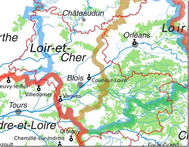 Les églises Saint-Vincent en Loir-et-Cher