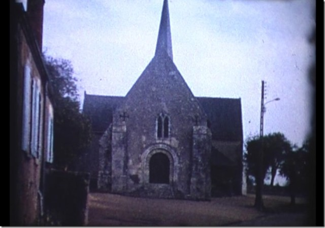 L'église Notre-Dame de Françay