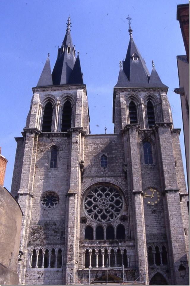L'église Saint-Nicolas de Blois (41)
