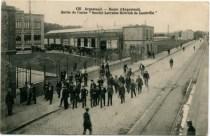 L'usine Lorraine Dietrich à Argenteuil