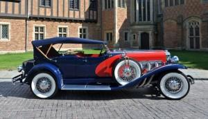 1929 Duesenberg Model J Lebaron