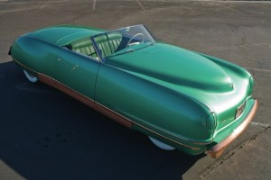 1941 Chrysler Thunderbolt Concept Car par LeBaron