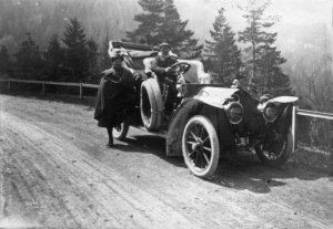 Baron-Goetz-first-Lorraine_Semmering_Austria_12_05_1908-a-300x207 Lorraine Dietrich 1913 en Pologne Bis Lorraine Dietrich Lorraine Dietrich 1913 Bis
