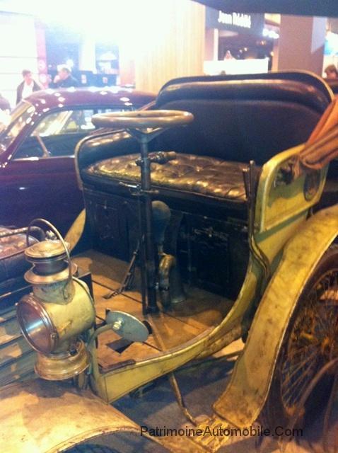 de dietrich 1901 retromobile