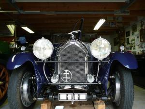 Lorraine Le Mans 1929 Gangloff