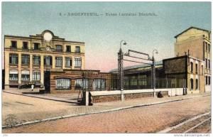 usine LD Argenteuil